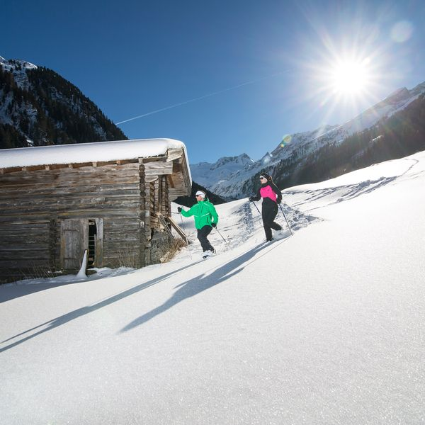 Cross-country skiing, tobogganing, winter hiking, ski tours - even off-piste Gerlos has a lot to offer its guests.