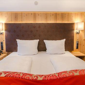 Gemütliche Zimmer im Hotel Victoria