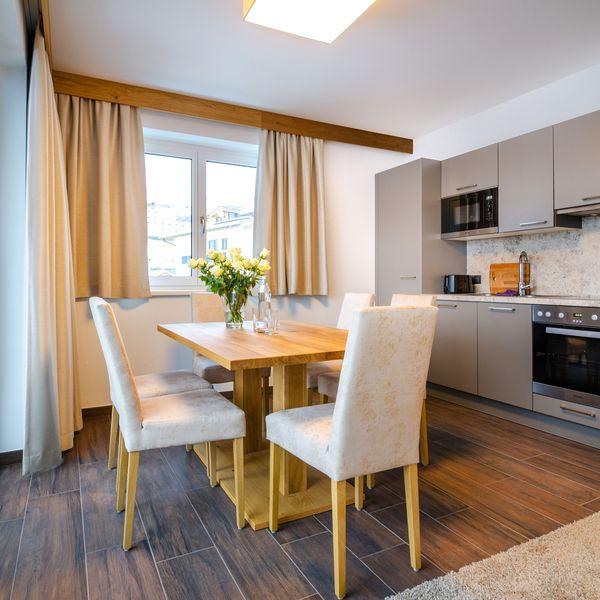 • ca. 55 m² • 2 getrennte Schlafzimmer