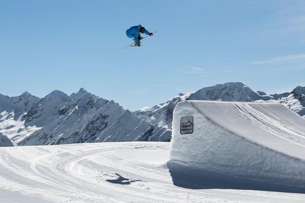 Kicker Snowpark | © Zillertal Arena